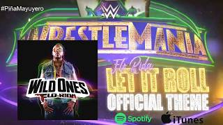 WWE WrestleMania 34 Match Card Full.