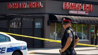 Mississauga witnesses describe explosion injuries
