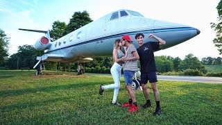 I BOUGHT MY GIRLFRIEND A PLANE!