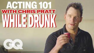 Chris Pratt's Drunk Acting Lessons | GQ Cover Star June 2015