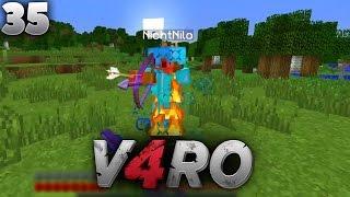 KAMPF GEGEN NICHTNILO - Minecraft VARO 4 #35
