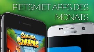 PietSmiet Handy Apps des Monats - Januar 2017 (Zusatzvideo)