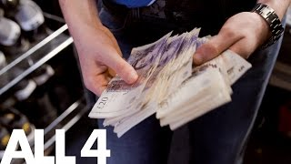 Kid Makes Fortune Selling Sweets at School | Rich Kids Go Shopping