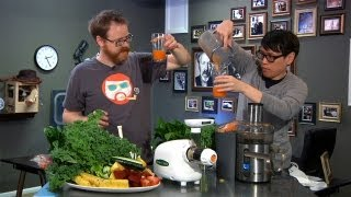 Tested: Centrifugal vs. Masticating Juicers