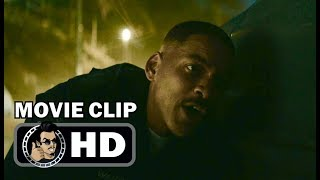 BRIGHT Movie Clip - How Are Your Holes? (2017) Will Smith Fantasy Action Netflix Movie HD