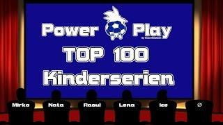 TOP 100 Kinderserien