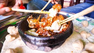 Food in Ethiopia - UNSEEN Traditional Ethiopian Food in Africa!