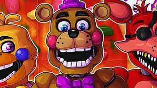 IS THIS THE RIGHT ENDING!?   Five Nights at Freddy