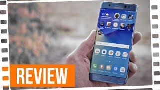 """Ein """"bomben"""" Phone? - Samsung Galaxy Note 7 - Review"""