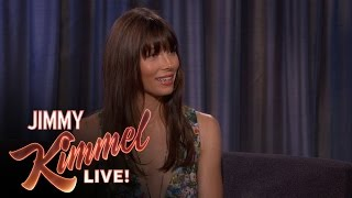 Jessica Biel Was Pregnant During Filming of New Movie