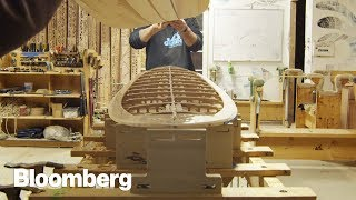 How to Make Hand-built Wooden Surfboards