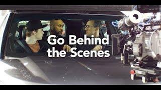 Behind the Scenes: Rocket Mortgage Super Bowl 2018 Commercial ft. Keegan-Michael Key and Big Sean