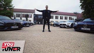 Das zu Hause des AMG GT | Die Youtuner | inscopelifestyle
