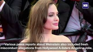 Actresses break silence with fresh allegations against Weinstein