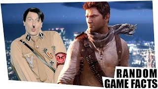 Hitler in Uncharted und wer cheatet wird hart bestraft - Random Game Facts #70