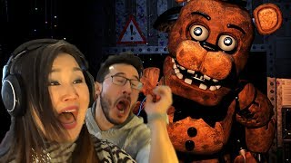 My Mom Plays Five Nights at Freddy