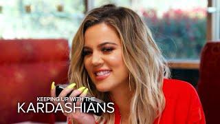 KUWTK | Khloé Kardashian & Kris Jenner Prank Kourtney at Lunch | E!