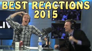 Best Game Reactions 2015
