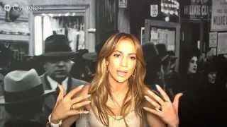 Hangout with J. Lo #JLoAKA