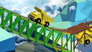 THE TALLEST BRIDGE | Poly Bridge #9