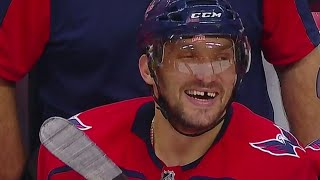 Ovechkin scores hat trick against Canadiens, his second of season
