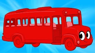 Kids Bus Morphle!