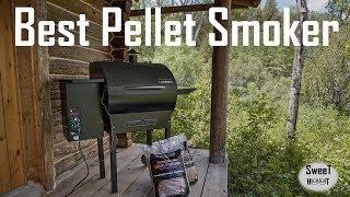 Top 10 Best Pellet Smoker - Best Pellet Grills Review 2017
