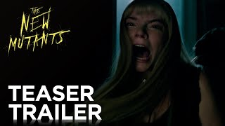 The New Mutants   Official Trailer [HD]   20th Century FOX