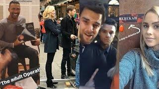 The Originals Cast Filming Last Season 5x13   Behind The Scenes   Joseph Morgan, Candice King