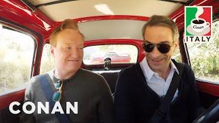 Conan & Jordan Schlansky's Italian Road Trip