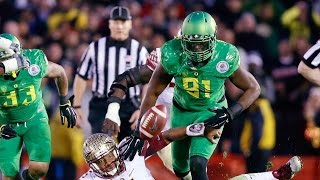 """The Best College Football Plays Of 2014-2015 