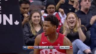 3rd Quarter, One Box Video: Toronto Raptors vs. Phoenix Suns
