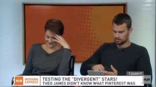 Shailene and Theo Best Moments Part 3