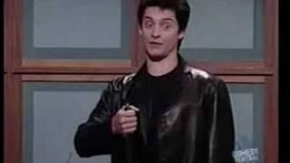 Celebrity Jeopardy - Reeves, Swank, Connery
