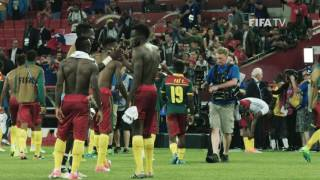 Match 11: Germany v. Cameroon - PROMO - FIFA Confederations Cup 2017
