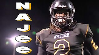 Alabama Commit : RB Najee Harris