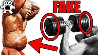 Top 10 Secrets Bodybuilders Don