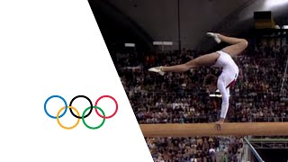 Incredible Performance From Olga Korbut