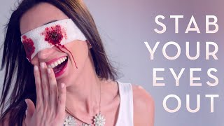 New Anti-Aging Solution: Stab Your Eyes Out™