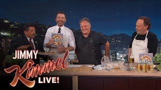 Chef Chris Bianco Makes Pizza with Jimmy Kimmel & Billy Crystal