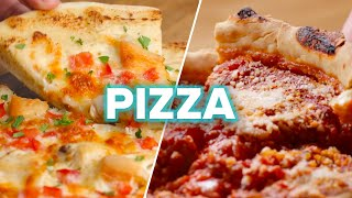 Pizza 4 Ways