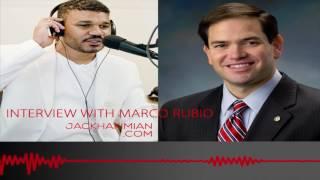 Senator Marco Rubio Discusses Why Blacks Don