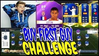 FIFA 17 - 89 MBAPPE BUY FIRST GUY SQUAD BUILDER CHALLENGE! ⚽⛔️😝 - ULTIMATE TEAM (DEUTSCH)