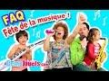 FAQ Special Fête de la musique ! On ré...mp3