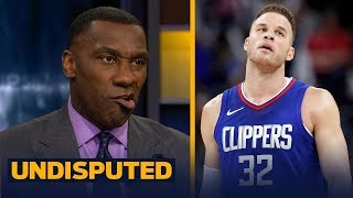 Shannon and Skip agree the Clippers are the winners in the Blake Griffin trade | UNDISPUTED