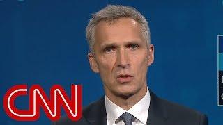 NATO chief refuses to confirm Trump