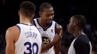 NBA   2017-18 Ejections ᴴᴰ