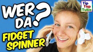 Telefonieren mit BLUE TOOTH FIDGET SPINNER?! Geht das wirklich? TipTapTube