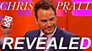 Chris Pratt: MOST Impossible Card Trick REVEALED!