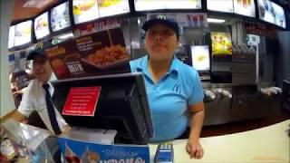 A Visit To McDonald